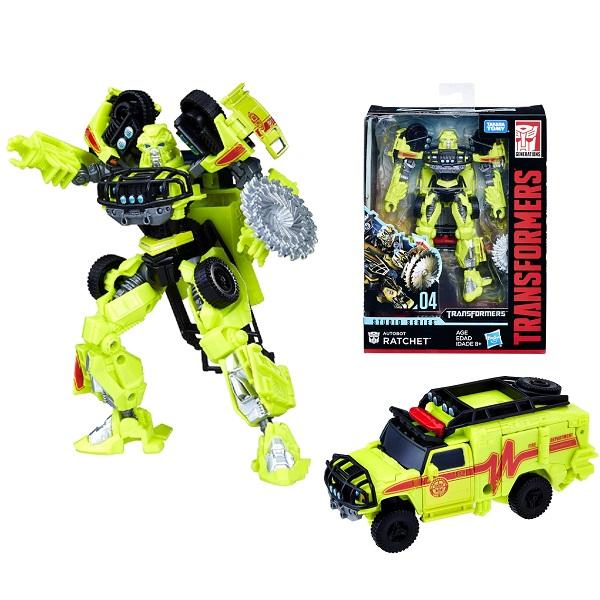 Hasbro Transformers E0701/E0744 Трансформеры Ретчер 20 см hasbro transformers c0888 электронная маска трансформеров