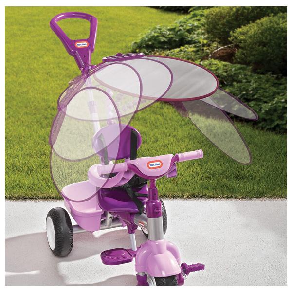 """Little Tikes 619953 Литл Тайкс """"Велосипед 3 в 1"""" розовый"""
