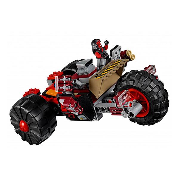 Lego Super Heroes 76078 Лего Супер Герои Халк против Красного Халка