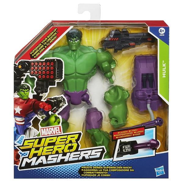 Hasbro Heromashers A6833 Разборные фигурки Марвел с оружием (в ассортименте)