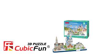 Немецкие дворцы от Cubic Fun