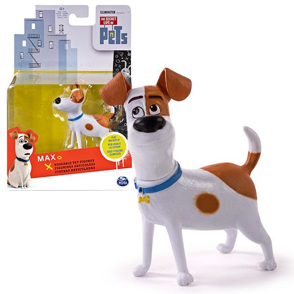 Secret Life of Pets 72801 Тайная жизнь домашних животных Фигурка героя (в ассортименте) spin master большой автомобиль спасателей погрузчик рокки щенячий патруль