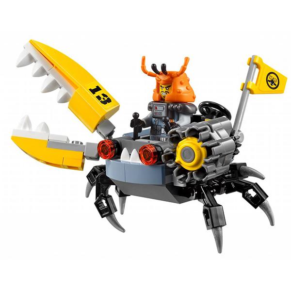 LEGO Ninjago 70614 Конструктор Лего Ниндзяго Самолёт-молния Джея