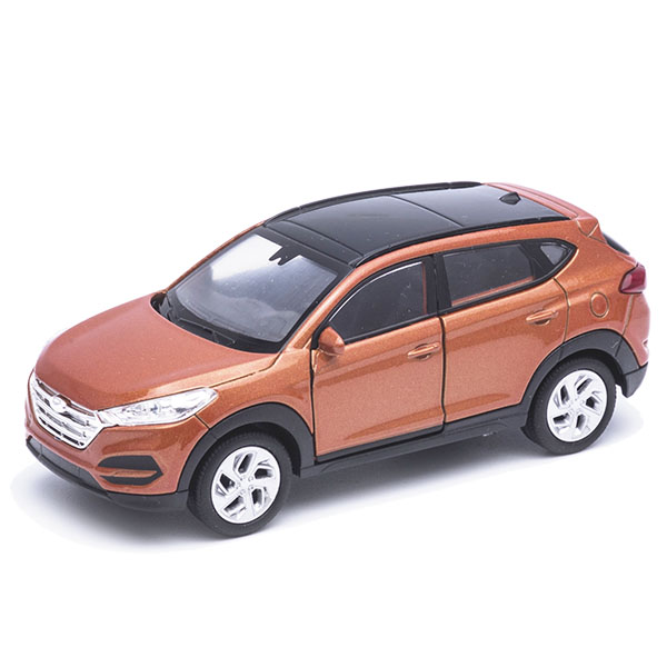 Welly 43718 Велли Модель машины 1:34-39 Hyundai Tucson автомобиль welly hundai tucson 1 34 коричневый 43718