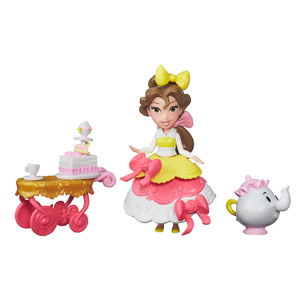 Hasbro Disney Princess B5334 Игровой набор маленькая Принцесса с аксессуарами (в ассортименте) игровые наборы tomy игровой набор приключения трактора джонни и лошади на ферме