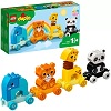 Милые животные из наборов LEGO DUPLO