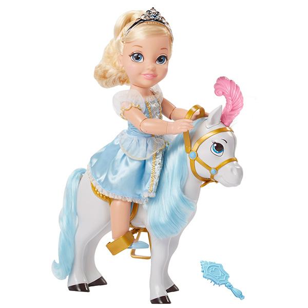 Disney Princess 767000 Принцессы Дисней Принцесса с животным из мульфильма (в ассортименте)