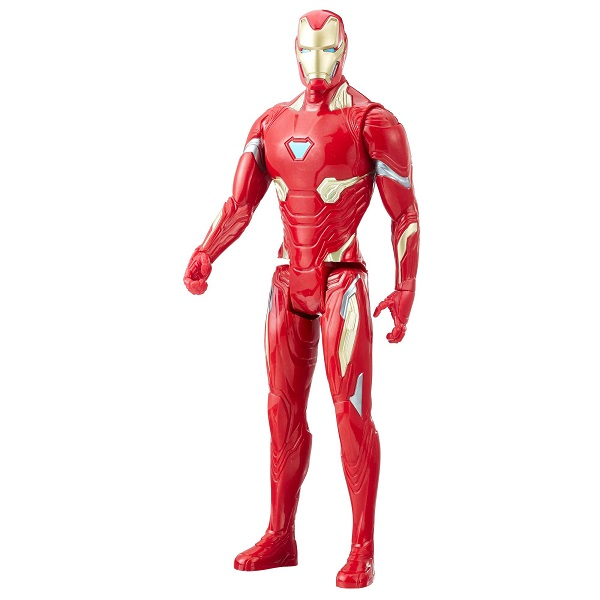 Hasbro Avengers E0570/E1410 Фигурка МСТИТЕЛИ Титаны Железный Человек