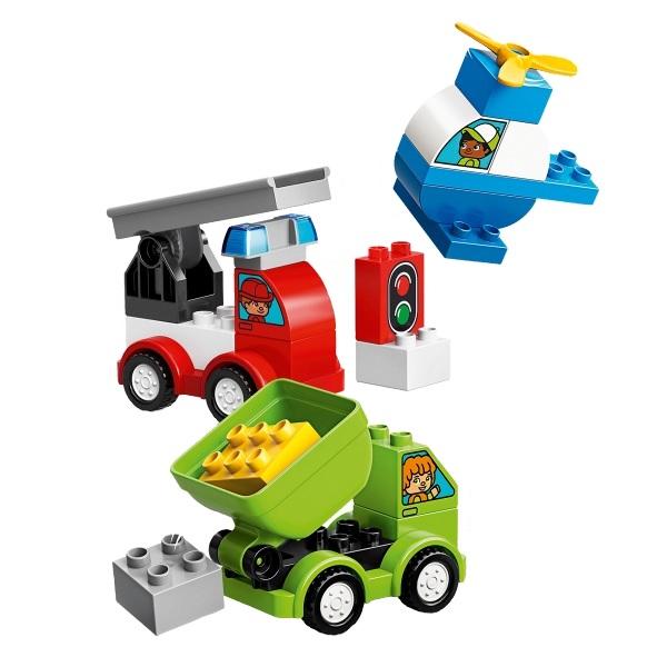 LEGO DUPLO 10886 Конструктор ЛЕГО ДУПЛО Мои первые машинки