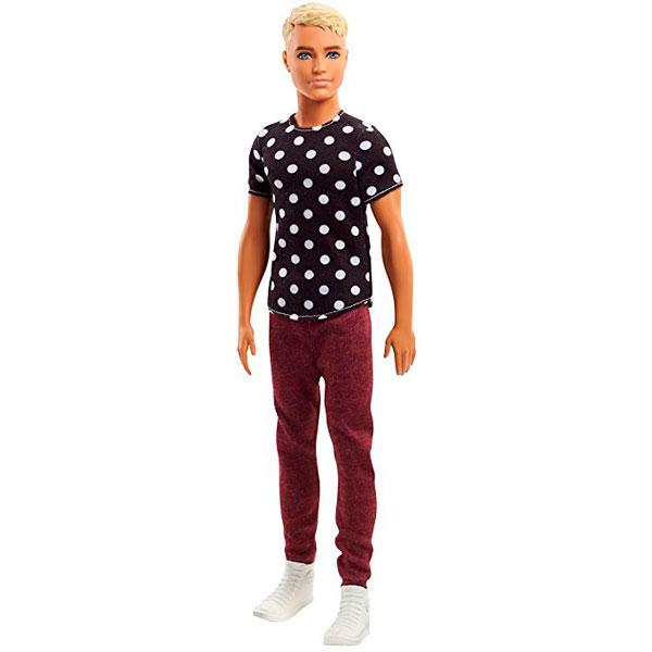 Mattel Barbie FJF72 Kен Игра с модой сумка lacoste 17 5 x 24 x 5
