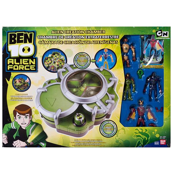 Ben10 27620 Бен 10 Набор по созданию инопланетян