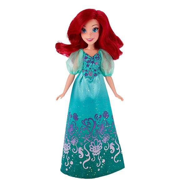 Hasbro Disney Princess B5285 Классическая модная кукла Ариэль