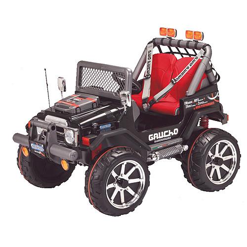 Детский электромобиль Peg-Perego OD0502 Gaucho Superpower 2014