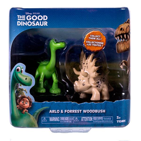 Good Dinosaur 62301 Хороший Динозавр Фигурки Арло и Аконтофиопс