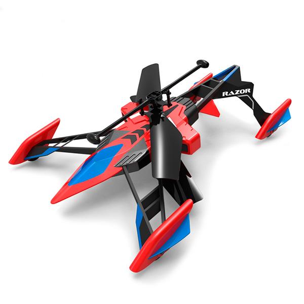 Airhogs 44587 Эйрхогс Вертолёт-лезвие (ездит  летает) ( ассортименте)