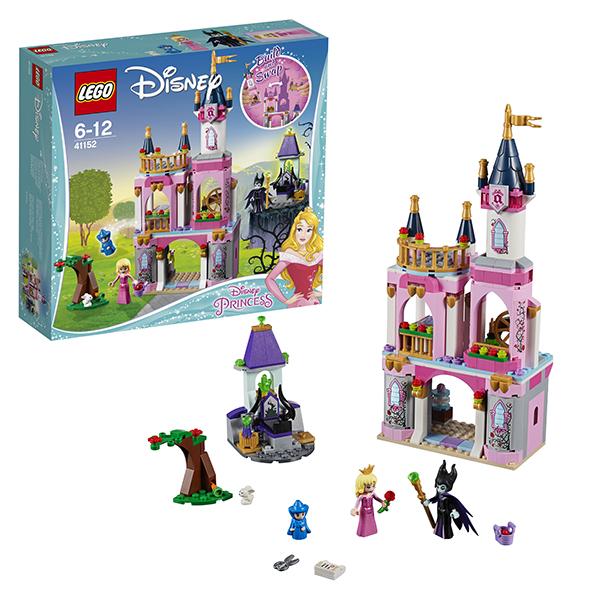 Lego Disney Princess Lego Disney Princess 41152 Конструктор Сказочный замок Спящей Красавицы