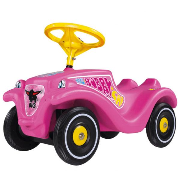 BIG 56029 Машинка Big Bobby Car Classic Girlie big машинка bobby car rot