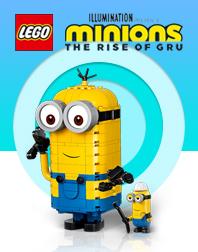 LEGO MINIONS 2021