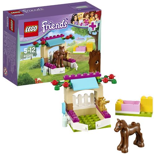 Конструктор Lego Friends 41089 Лего Подружки Жеребенок