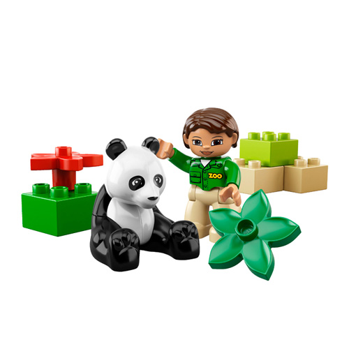 Lego Duplo 6173 Конструктор Панда