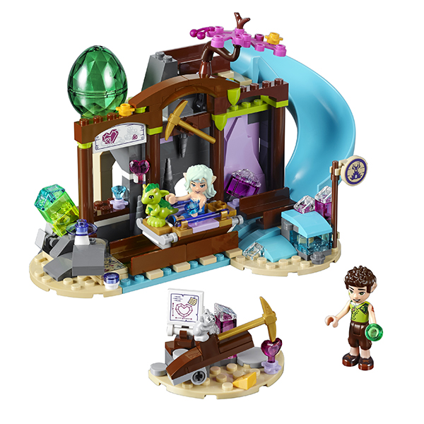 Lego Elves 41177 Конструктор Лего Эльфы Кристальная шахта