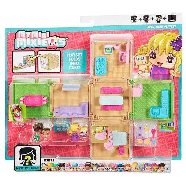 Mattel My Mini Mixi Q's DWB66 Базовый набор
