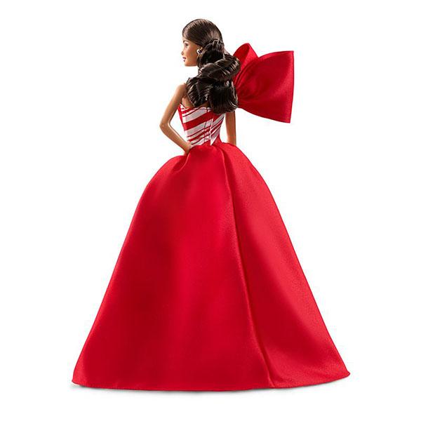 Mattel Barbie FXF03 Барби Праздничная кукла брюнетка