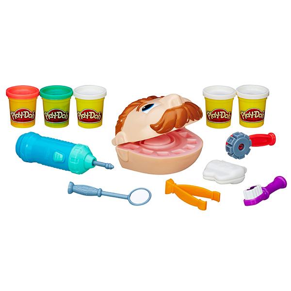 """Play-Doh B5520 Игровой набор """"Мистер Зубастик Новая версия"""""""