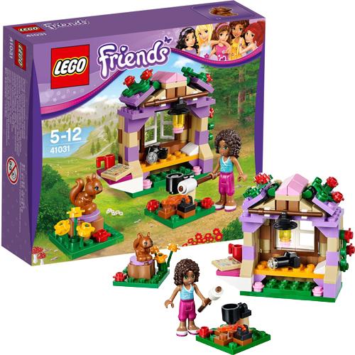 Конструктор Lego Friends 41031 Лего Подружки Домик Андреа в горах