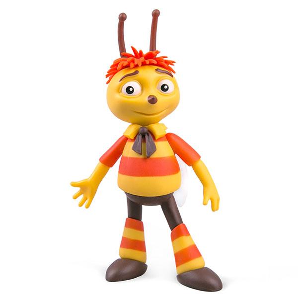 PROSTO TOYS DP011312 Лунтик и его друзья - Бравый Пчелёнок лунтик и его друзья что в пруду