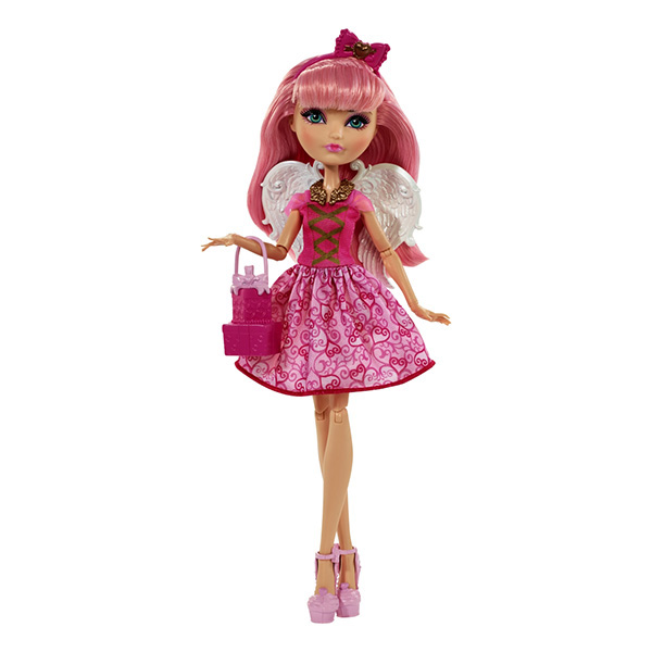 Mattel Ever After High DHM07 Эй-Си Кьюпид mattel ever after high dvh81 куклы лучницы банни бланк