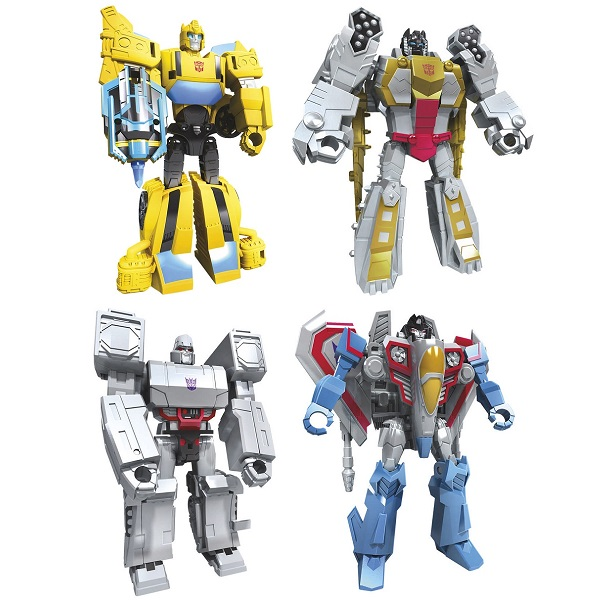 Hasbro Transformers E1883 Трансформер КИБЕРВСЕЛЕННАЯ 10 см transformers игрушкатрансформер кибервселенная 10 см e1883