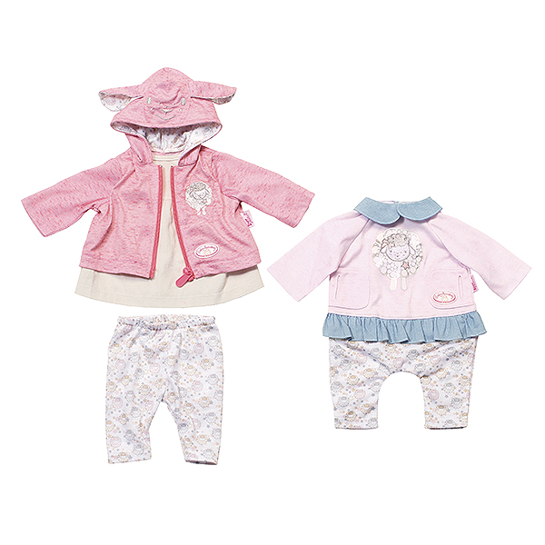 Zapf Creation Baby Annabell 700-105 Бэби Аннабель Одежда для прогулки zapf creation одежда для куклы baby annabell 700 846