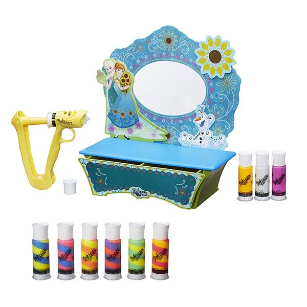 Hasbro Dohvinci B5512N Игровой набор для творчества Стильный туалетный столик + набор картриджей hasbro стильный подиум для показа мод