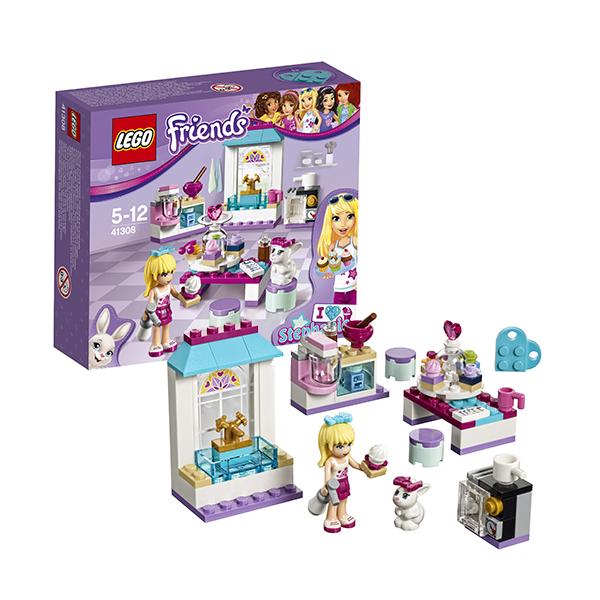 Lego Friends 41308 Лего Подружки Кондитерская Стефани нейтральный цвет в интерьере стефани хоппен