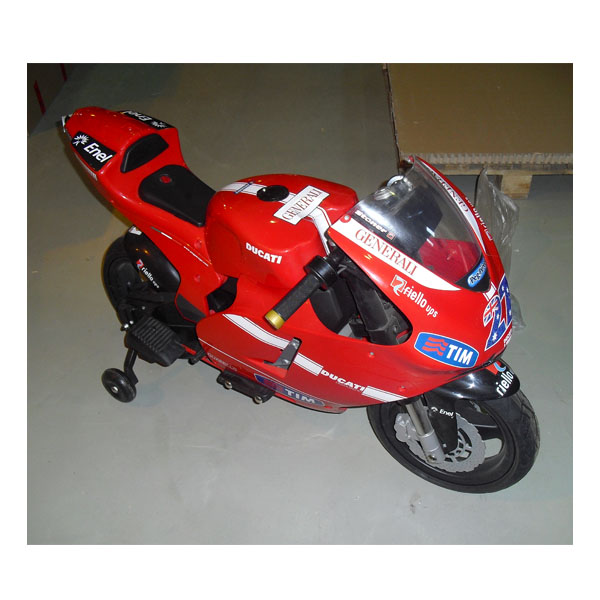 Детский электромобиль Peg-Perego MC0014 Ducati GP