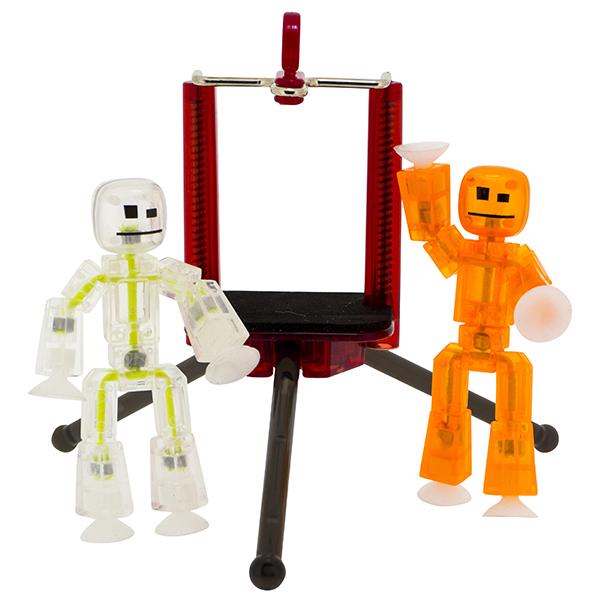 Фото - Stikbot TST615 Стикбот Студия stikbot tst620 стикбот фигурки с аксессуарами