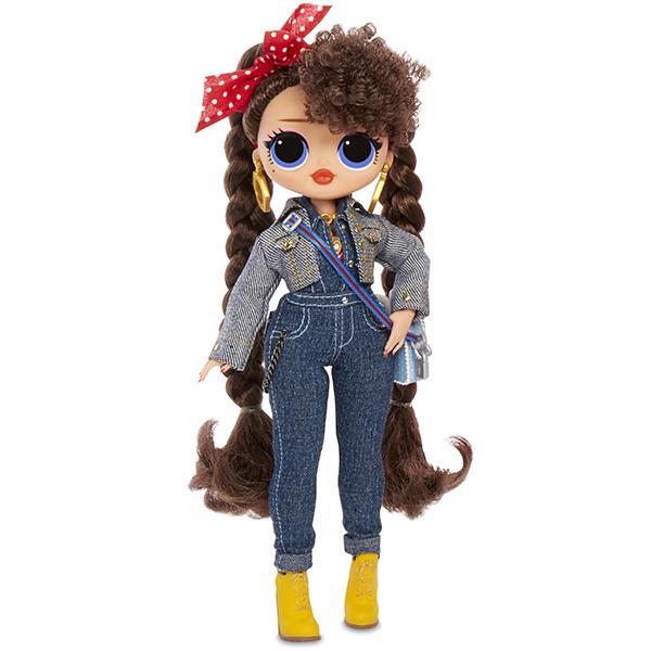 L.O.L. Surprise 565116 Кукла ЛОЛ OMG Busy B.B. 2 волна 23 см.