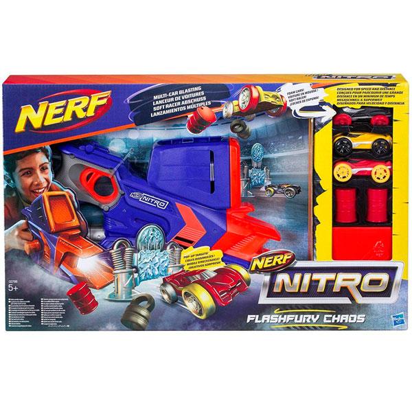 Hasbro Nerf Nitro C0788 Нерф Нитро Флешфьюри