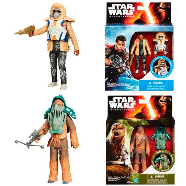 Hasbro Star Wars B3886 Звездные Войны Фигурка 10 см с оружием (в ассортименте)