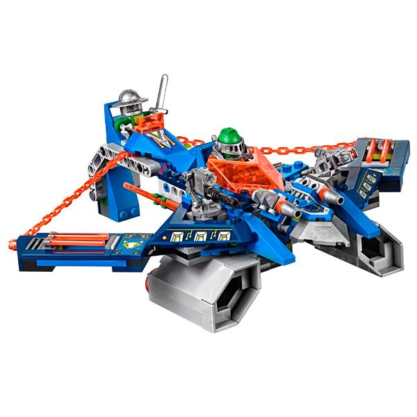 Lego Nexo Knights 70320 Конструктор Лего Нексо Аэроарбалет Аарона