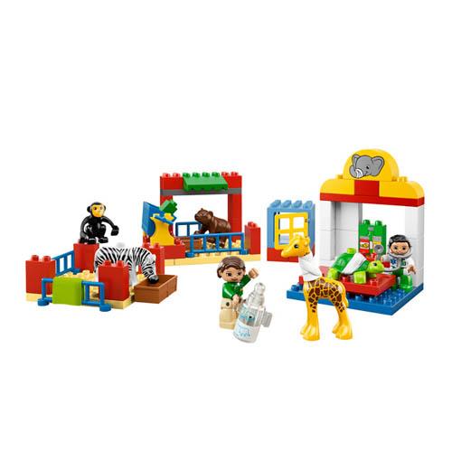 LEGO DUPLO 6158_1 Конструктор Лего Дупло Ветклиника