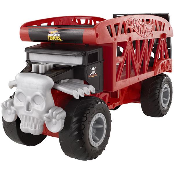 Mattel Hot Wheels FYK13 Хот Вилс МОНСТР ТРАК ТЯГАЧ