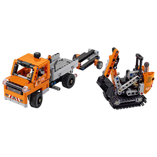 Lego Technic 42060 Лего Техник Дорожная техника