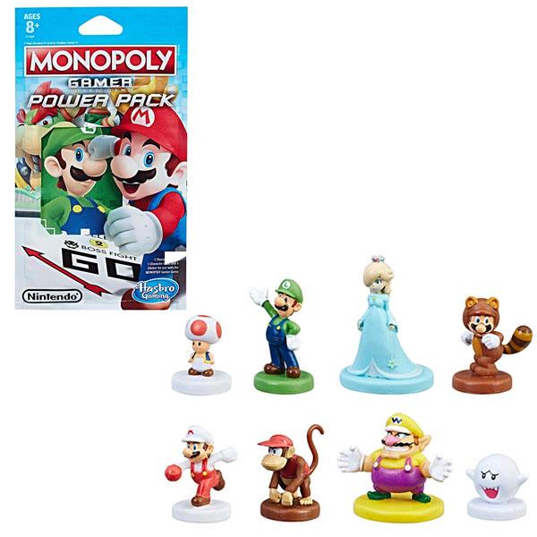 Hasbro Monopoly C1444 Монополия Геймер дополнительные герои monopoly deal настольные игры карточная игра монополия веселье картон классика мальчики подарок