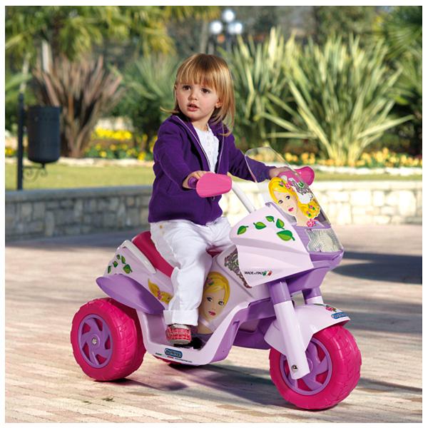 Детский электромобиль Peg-Perego ED0917 Raider Princess