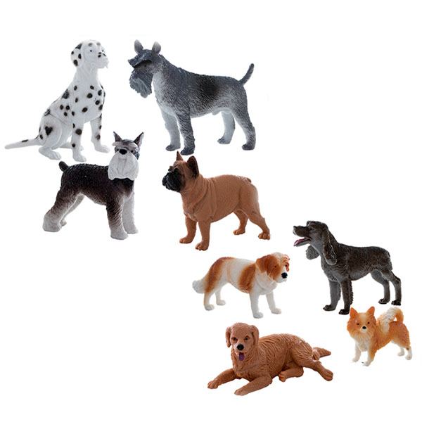 HGL SV13997 Фигурка собачки 9-13 см (в ассортименте) игрушка pet club parade фигурка собачки в комплекте с косточкой и поводком