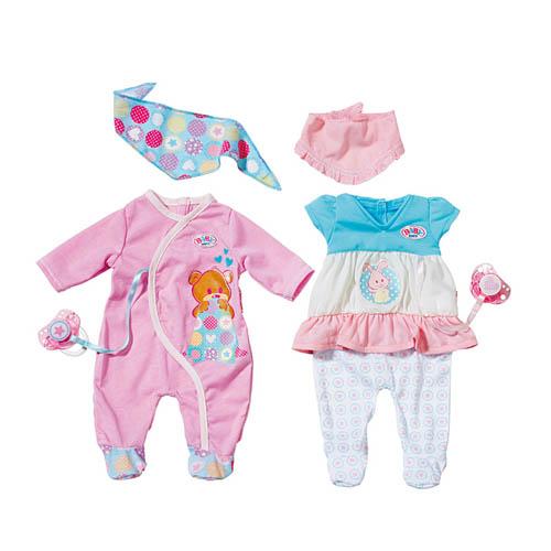 Zapf Creation Baby born 815-526_1 Бэби Борн Одежда домашняя для девочки (в ассортименте)