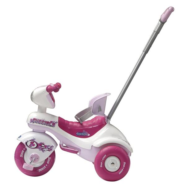Peg-Perego PD0622 Cucciolo Pink Пег-Перего Велосипед Розовый