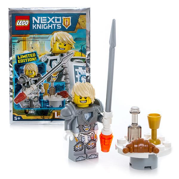 Lego Nexo Knights 271601 Конструктор Лего Нексо Рыцарь Ланс